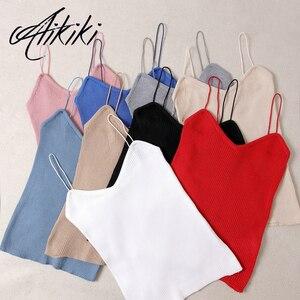 2020 Fashion Women Summer Camis Tanks Tops Sleeveless Cotton Bustier Unpadded Bandeau Bra Vest Crop Tee Top Seamless Bralette