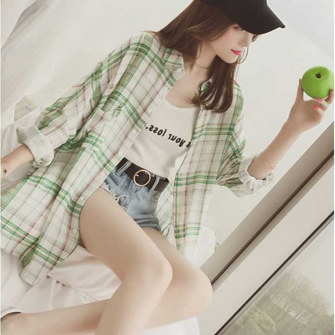 women's blouse Fashion Loose Big Size Tops Shirts