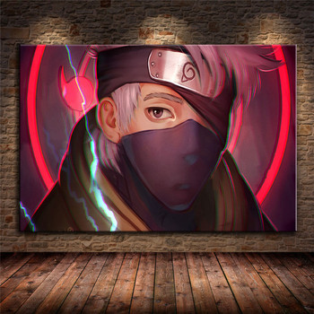 Hot Anime Naruto Posters Home Decoration Poster Hight Quality Canvas Painting Hight Quality Wall Art Home Decor No Frame 2