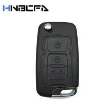 2% 2F3 кнопки автомобиль ключ чехол брелок для Geely Emgrand 7 EC7 EC715 EC718 Emgrand7 EC7-RV EC715 EC718-RV Remote Flip Folding key shell
