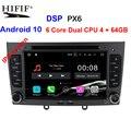4G + 64G Android 9 0 автомобильный dvd мультимедийный плеер Радио стерео для Peugeot 408/Peugeot 308 с GPS Navi BT canbus SD USB 1080P RDS