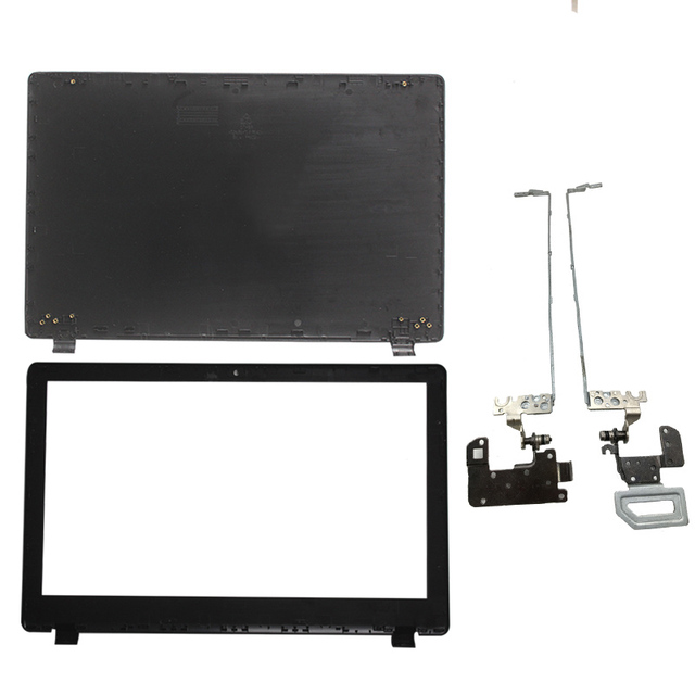 New For ACER E5 571 E5 551 E5 521 E5 511 E5 511G E5 551G E5 571G E5 531 Z5WAH LCD top cover case/LCD Bezel Cover /LCD hinges