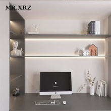 MR.XRZ 10W/m Up and Down Intelligent Under Cabinet Lights SMD2835 Recessed infrared Sensor Inductive Lamps For Cupboard Shelf