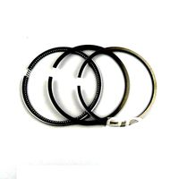 60MM +0.50 OS PISTON RING SET FOR ROBIN EH12 EH12 2D EH12 2B 4.0HP MIKASA RAMMER CYLINDER ASSEMBLY KOBLEN KIT RINGS JUMPING JACK
