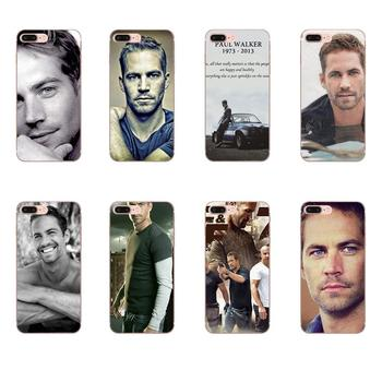 For Xiaomi Redmi 3 3S 4 4A 4X 5 6 6A 7 K20 Note 2 3 4 5 5A 6 7 Plus Pro Fashion Design Skin Thin Case Popular Movie Paul Walker image