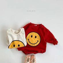 Боди для малышей; Детская одежда со смайликом; Новинка 2020