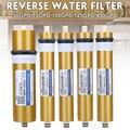 400GPD /125/100/75/50GPD обратного осмоса RO мембрана замена фильтр для воды система очиститель Питьевая обработка домашняя кухня