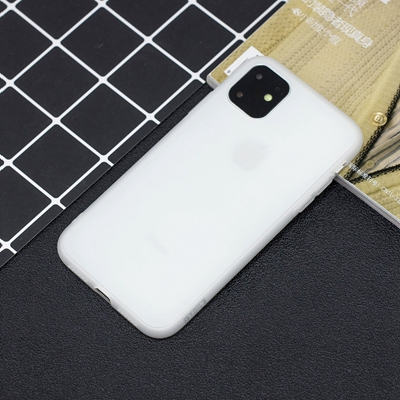 Силиконовый чехол для iPhone 11 Pro Max, чехол из мягкого ТПУ, матовый цветной чехол для телефона s, чехол для iPhone 6 7 8 Plus 6S XS Max XR X Etui - Цвет: SZ-4