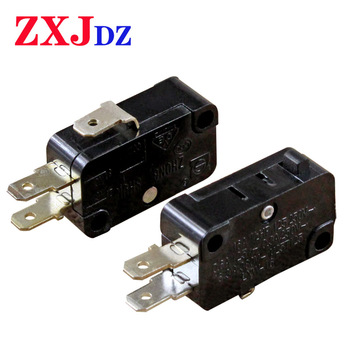 цена на 1pc  Rice Cooker Switch Rice Cooker Micro Switch Microwave Door Switch High Power 16A Silver Contact