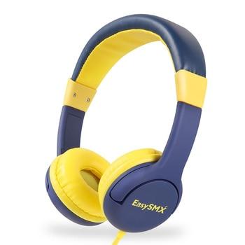 Kids Headphones Children Earphone Headset KM-666 Headphone 85db Volume Limiting with 3.5mm Aux Jack For iphone Xiaomi Phone PC