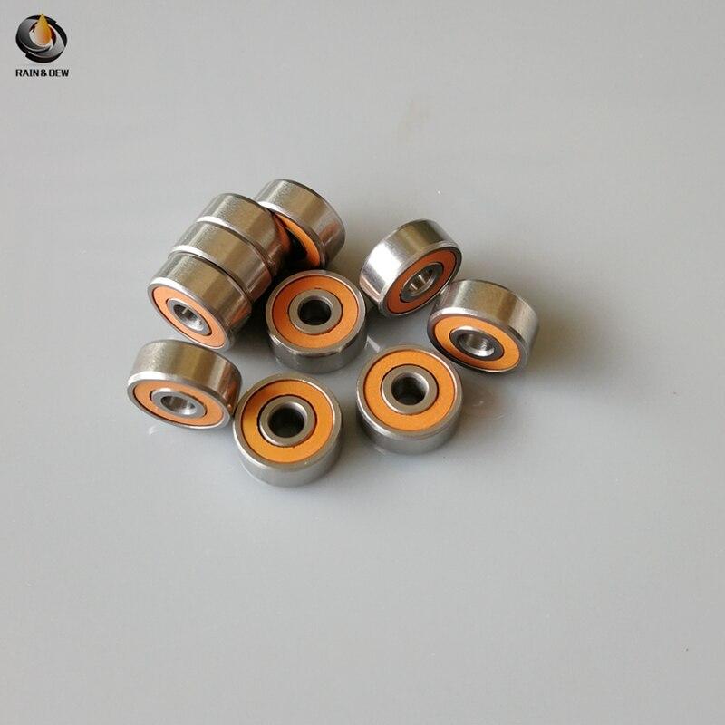 ABEC-7 Bearing Hybrid Ceramic Ball Bearings Fits ABU GARCIA REVO STX-L SPOOL