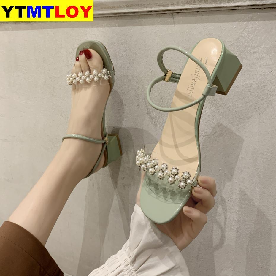 Shoes Bling Bling Med Ladies