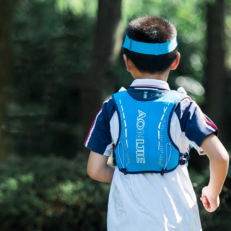 AONIJIE Kids Ultralight Backpack Trail Running Vest Outdoor Hydration Bags  Hiking Pack For Girls Boys Children 6 To 12 Years Old|Running Bags| -  AliExpress