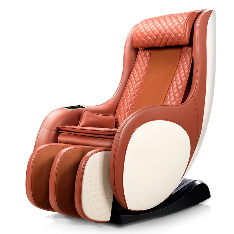 Massage Chair Household Fully Automatic Multifunction Whole Body Kneading Intelligent Electric Massage Chair Space Capsule Mini