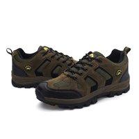 Zapatos de escalada al aire libre transpirables de tacón plano Camping de deportes al aire libre senderismo zapatillas de deporte para hombres|Zapatos de senderismo| |  -