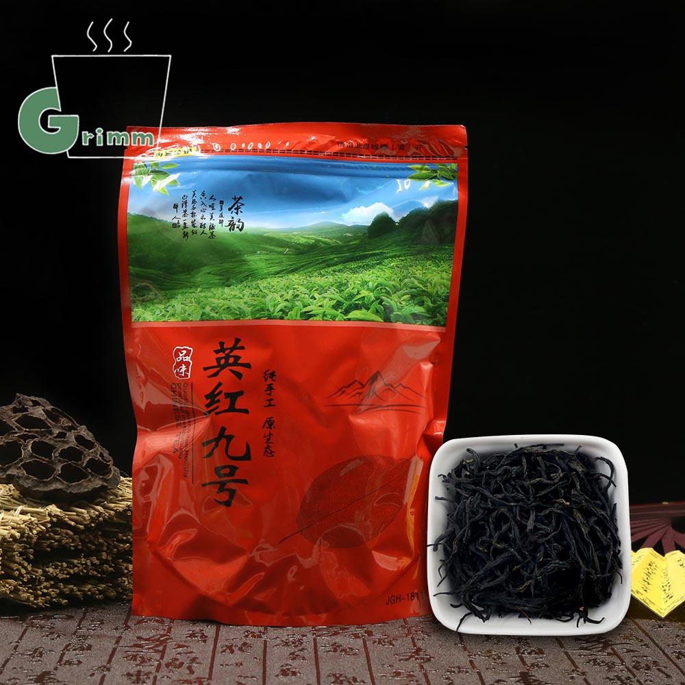 2020 Ying Hong No.9 thé thé rouge chinois 250g Yingde numéro neuf thé chinois noir