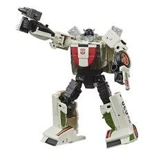 Yeni varış kuşatma Cybertron savaşı Earthrise Wheeljack araba Robot klasik oyuncaklar Boys için aksiyon figürü