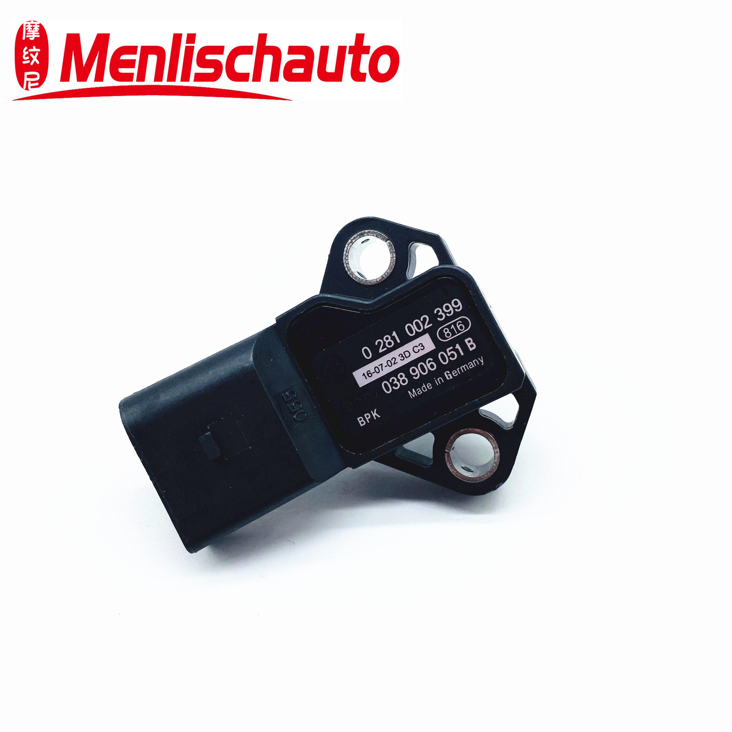 0281002399 038906051B 2.5 Bar Turbo MAP Sensor Air Pressure Sensor For German cars Seat Skoda|Pressure Sensor| |  - title=