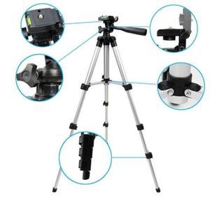 Image 3 - אוניברסלי מיני נייד אלומיניום חצובה Stand & תיק עבור Canon ניקון מצלמה Sony Panasonic מצלמה חצובות