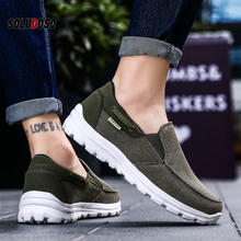 Men Casual Shoes Light Loafers Sneakers 2019 New Fashion Canvas Comfortable casual Zapatos Casuales