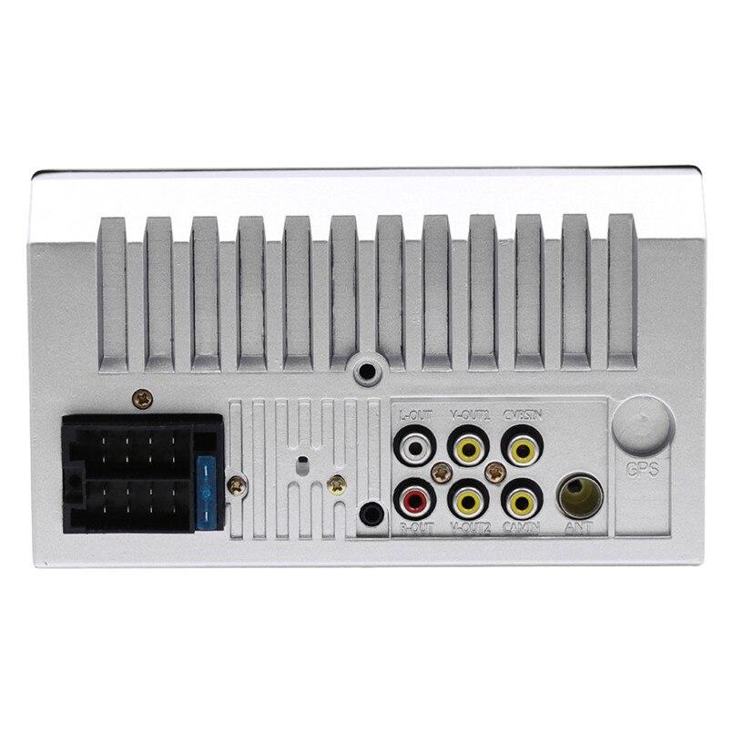 SWM-S7 7 Inch HD Touc-h Big Screen Car BT MP5 Player Car MP3 Card Machine FM With CD Player DVD 50AUG1223