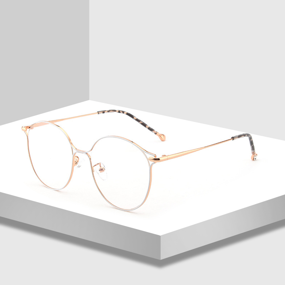 Retro Anti Blue Light Cat Eyes Glasse Frame Women Computer Eyeglasses Eye Protection Eyewear Men Optical Spectacle Glasses Z567