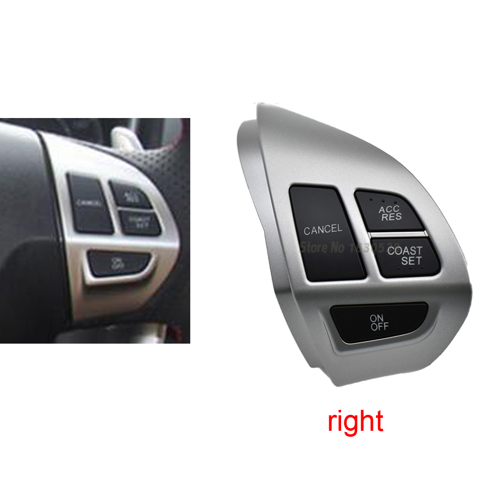 Steering Wheel Cruise Control Buttons On Right Side 8602A057 <font><b>8602A008</b></font> For Mitsubishi L200(KB) 2006-2016 image