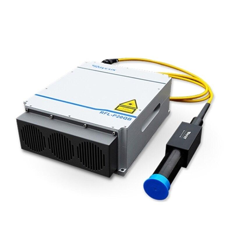 20W Genuine Raycus Fiber Laser Source Fiber Laser Marking Machine Laser Part