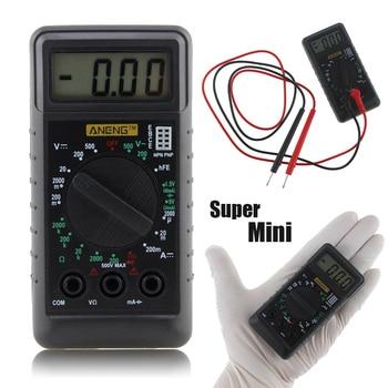 mini pocket digital multimeter esr meter testers automotive electrical dmm transistor peak ohm test voltmeter