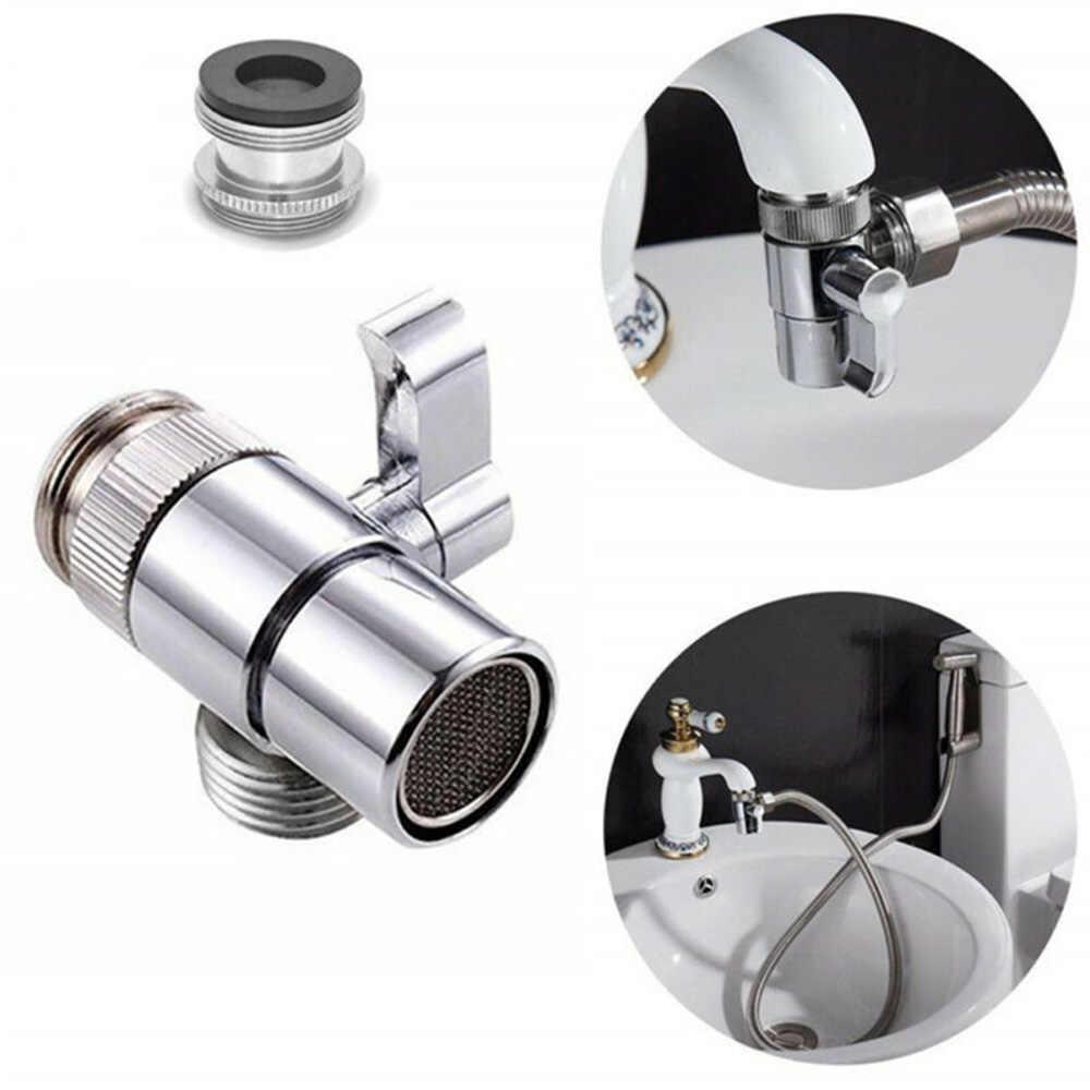 faucet diverter external water dispenser washing machine shower hose adapter faucet valve diverter sink valve tap splitter