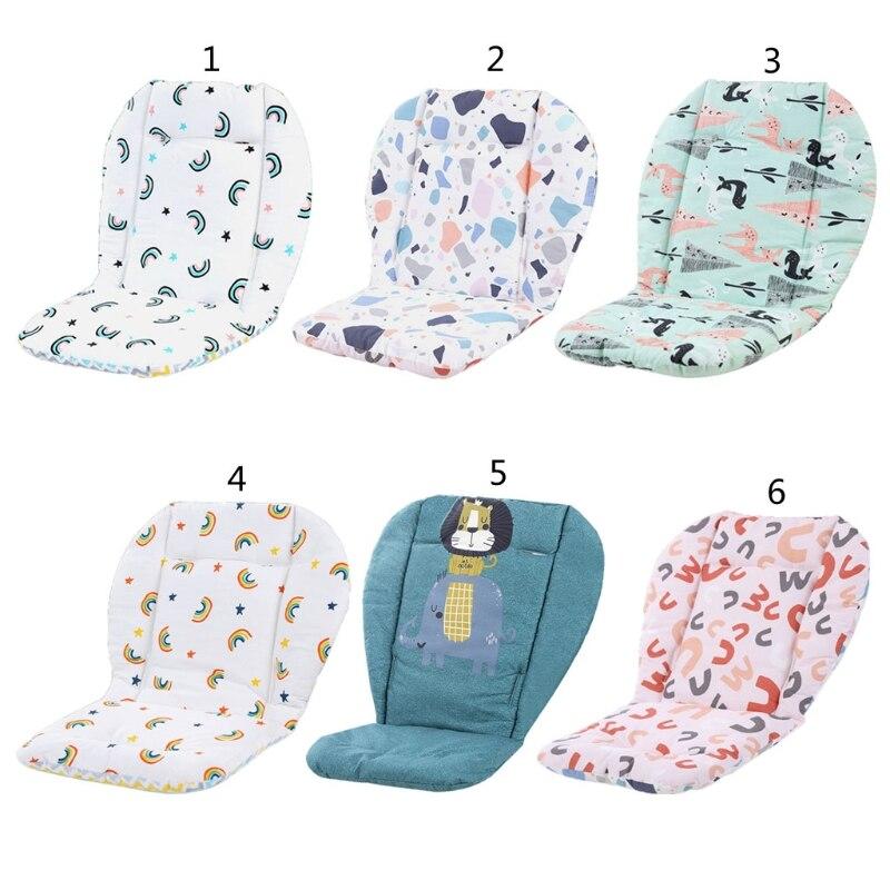 Universal Baby Stroller Soft Cushion Pram Pushchair Car Seat Kids Liner Pad Mat P31B