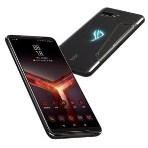 Image 2 - ASUS ROG Phone 2 (ZS660KL)  Gaming Phone 8GB RAM 128GB ROM Snapdragon 855 Plus 6000mAh NFC Android9.0  Smartphone