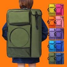 Backpack Sketch-Storage-Bag Painting-Tool-Bag Art-Supplies Multifunctional Large-Capacity
