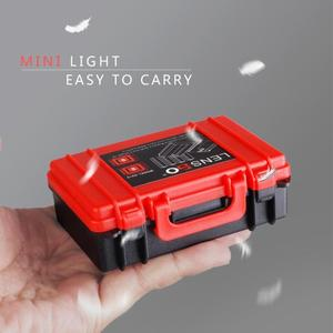 Image 4 - Battery Storage Box Portable Carrying Bag Memory Card Holder Case for Nikon EN EL14  EN EL15/Canon/Sony NP FW50 NP W126 NP BX1