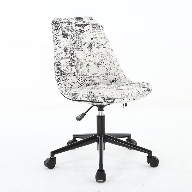 European Lift Computer Chair Home Small Office   Modern  Swivel  Simple Student  Desk