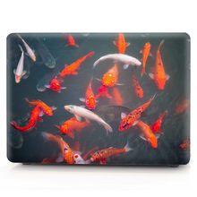 Case voor Macbook Pro 15 A1286 Transparante Cover voor Mac book 15.4 inch A1990 A1398 Case voor Macbook Air Pro retina 11 12 13 15(China)