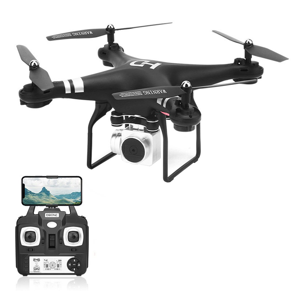 SH5HD FPV Drone with 1080P WIFI Camera RC Quadcopter Live Video Altitude 2.4GHz 4 Channels 6 Axis Gyro RC Drone Helicopter