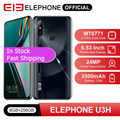 В наличии ELEPHONE U3H восьмиядерный смартфон 8 Гб 256 ГБ 6 53