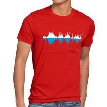 Sheldon Stadt Welle Herren T-Shirt Musik Große Cooper Theorie Bang Tbbt Musik Welle Männer 2020 Sommer Rundhals Männer T hemd
