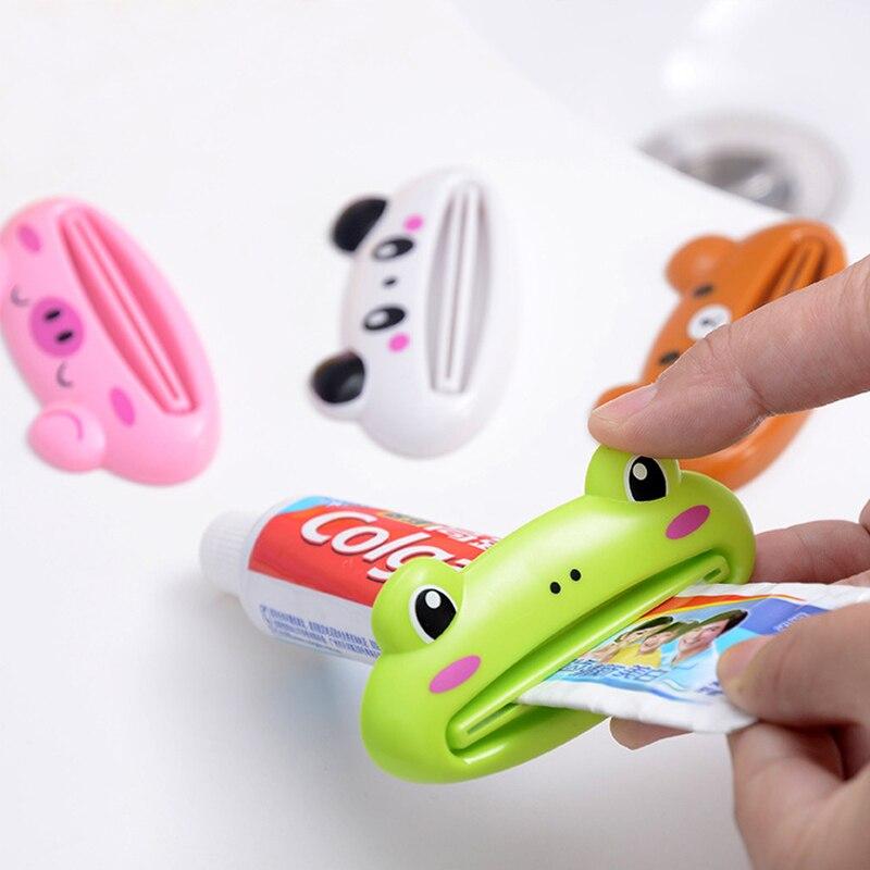 Бытовая соковыжималка для зубной пасты мультипликационный многоцелевой дозатор для зубной пасты аксессуары для домашней ванной комнаты
