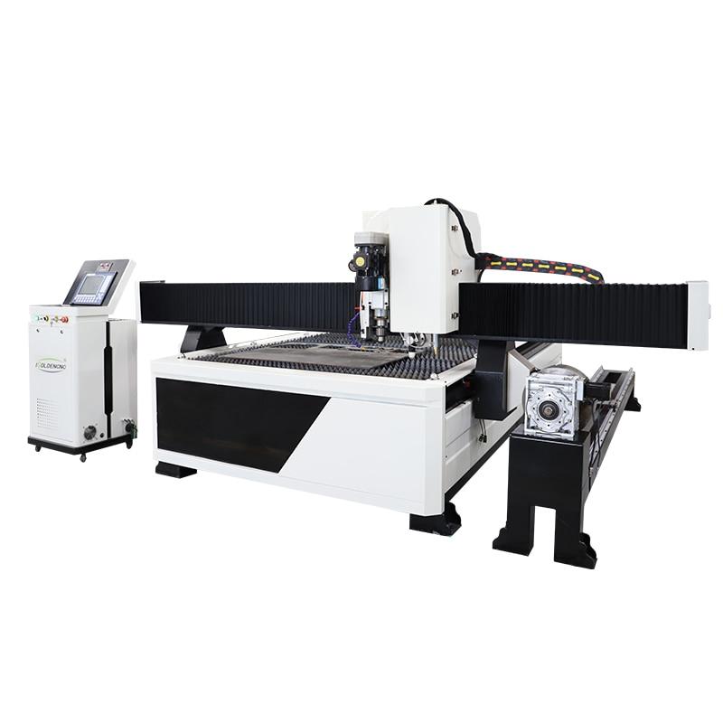 china 63A/120A/160A/200A 1530 1325 cnc plasma metal cutting machine cnc plasma cutter for sale 1