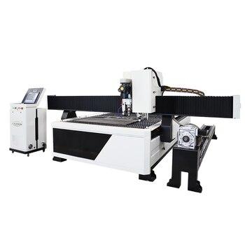 cheap 63A/120A/160A/200A 1530 cnc plasma cutter cnc cutting machine plasma sheet metal tube industrial pipe cutter manufacturers 1