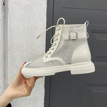 Туфли женские с высоким верхом модные роскошные дышащие туфли