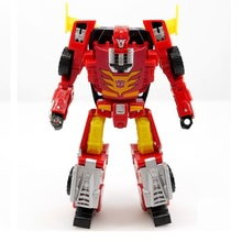1 pièces Hot Rod Robot figurine classique jouets pour garçons enfants sans boîte de détail