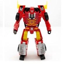 1 шт. Горячая Удочка робот фигурка Классические игрушки для мальчиков детей без розничной коробки
