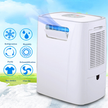 Household Mini Air Conditioner Air Cooler Portable Air Cooler Multi-function Cooler Air Coolers Fan Air Conditioner Cooling Box