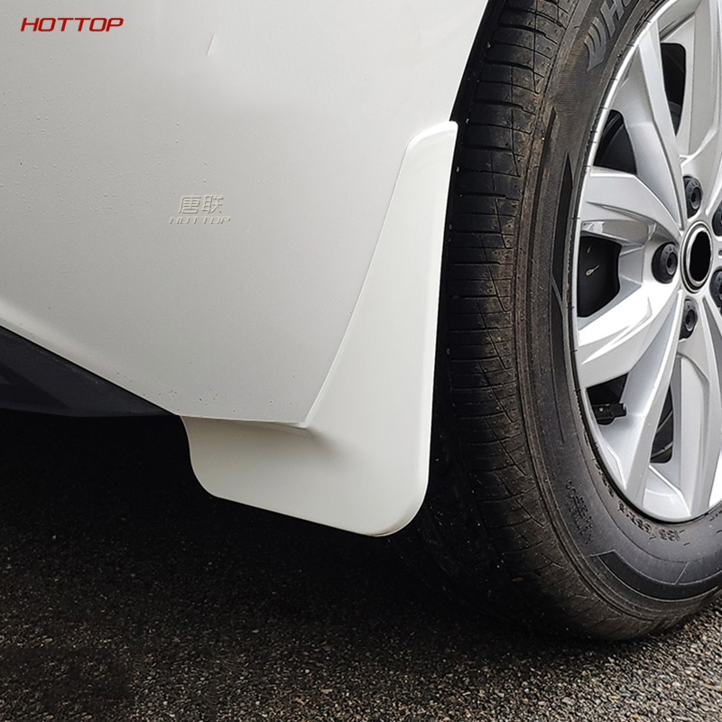 ABS Mudguard <font><b>Mudflaps</b></font> Fender Mud Flap Splash Guard for Volkswagen <font><b>VW</b></font> polo plus 2019 image