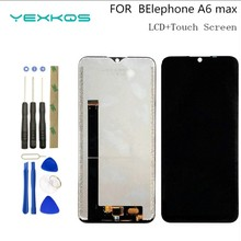 Digitizer Glass-Panel-Replacement Elephone Lcd-Display Touch-Screen 100%Original