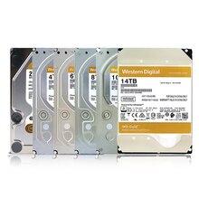 WD Western Digital Disque Dur interne HDD, Sata de 3.5 pouces, avec capacité de 2 to, 4 to, 6 to, 8 to, 10 to, 14 to, pour bureau