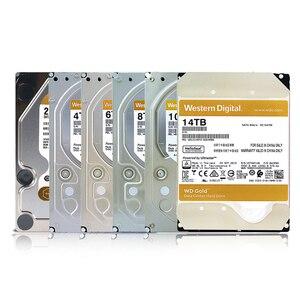 Image 1 - WD Western Digital Gold HDD 2TB 4TB 6TB 8TB 10TB 14TB Hdd Sata 3.5 Internal Hard Disk Harddisk Hard Drive Disque Dur Desktop